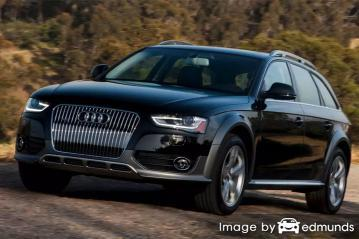 Insurance rates Audi Allroad in Fort Wayne