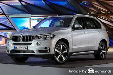 Insurance rates BMW X5 eDrive in Fort Wayne