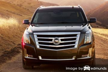 Insurance quote for Cadillac Escalade in Fort Wayne