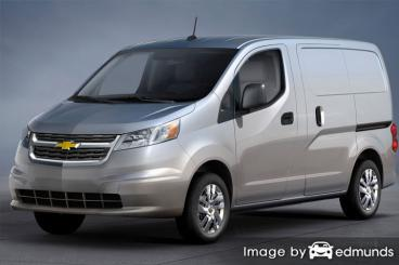 Insurance quote for Chevy City Express in Fort Wayne