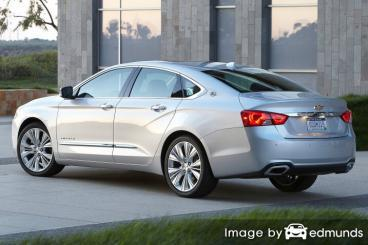 Insurance quote for Chevy Impala in Fort Wayne