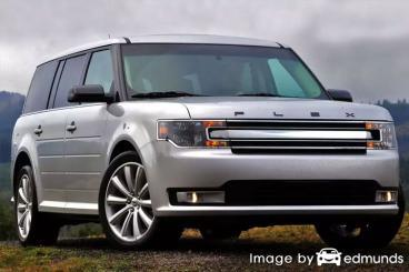 Insurance rates Ford Flex in Fort Wayne