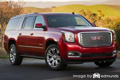 Insurance quote for GMC Yukon in Fort Wayne
