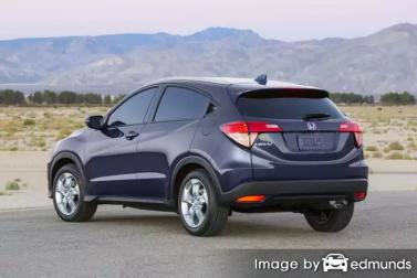 Insurance quote for Honda HR-V in Fort Wayne