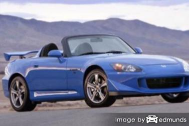 Insurance quote for Honda S2000 in Fort Wayne
