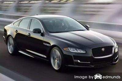 Insurance quote for Jaguar XJ in Fort Wayne