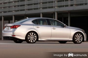 Insurance rates Lexus GS 450h in Fort Wayne