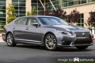 Insurance quote for Lexus LS 460 in Fort Wayne