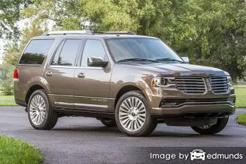 Insurance rates Lincoln Navigator in Fort Wayne
