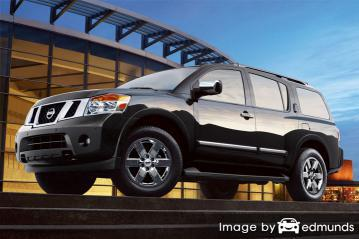 Insurance quote for Nissan Armada in Fort Wayne