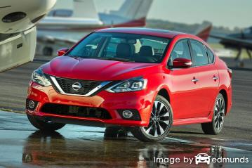 Insurance rates Nissan Sentra in Fort Wayne