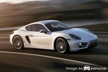 Insurance quote for Porsche Cayman in Fort Wayne