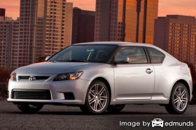 Insurance rates Scion tC in Fort Wayne