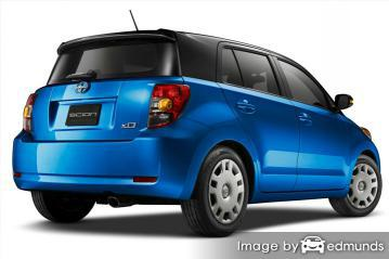 Insurance rates Scion xD in Fort Wayne