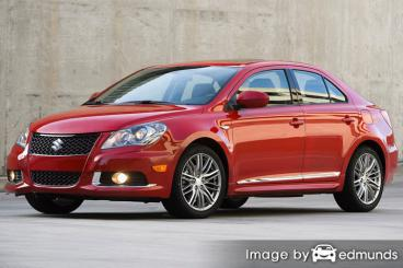 Insurance quote for Suzuki Kizashi in Fort Wayne