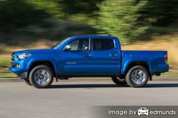 Insurance quote for Toyota Tacoma in Fort Wayne