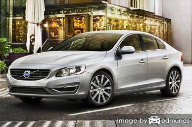 Discount Volvo S60 insurance